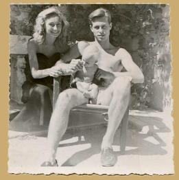 Pitou, circa 1949