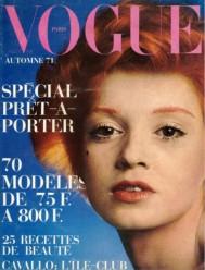 Vogue Paris 1971editededitededited