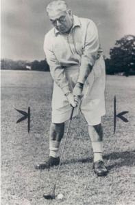 Aga Khan, golf