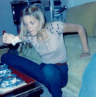 Me, 1971, shot by Pitou