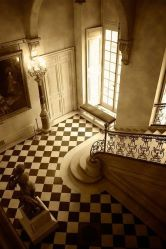 Versaille hallway