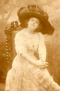Grandma Bernie, Berenice Buck Stevenson