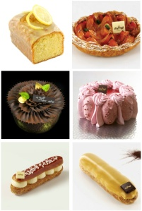 Lenotre cakes