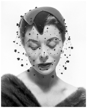bettina-wearing-velvet-veiled-hat-by-paulette-photo-by-georges-dambier-november-1953