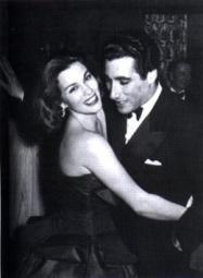 Fon, with Linda Christian