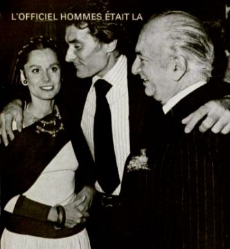 Jean with Anne and Andre Oliver