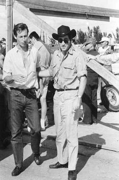 Pitou de la Salle, Alfonso de Portago, Sebring 1955