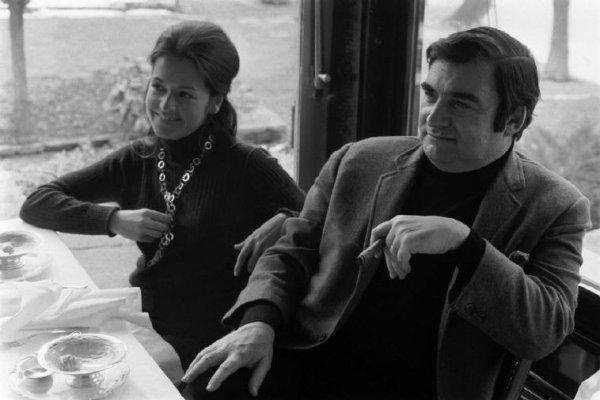 Pierre & Nicole Salinger