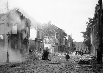Antwerp, during the Second World War