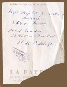 Note, Pierre de la Salle