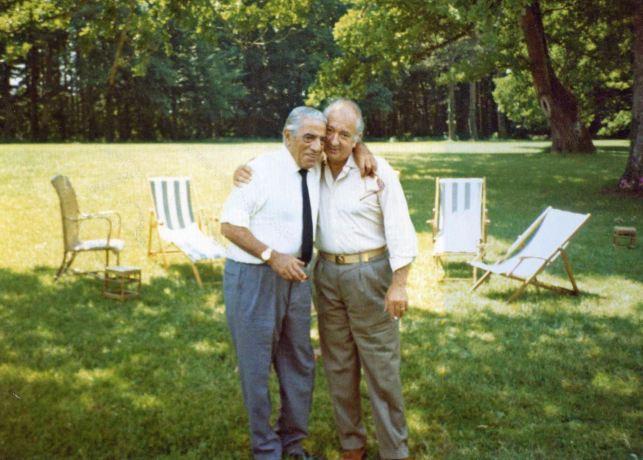 Onassis and Caracciolo