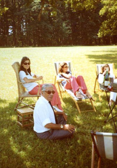 Onassis, Jackie, Berenice and Nicole, enhanced