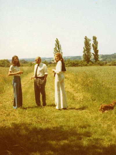 Onassis with Berenice