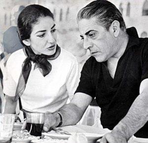 with La Callas