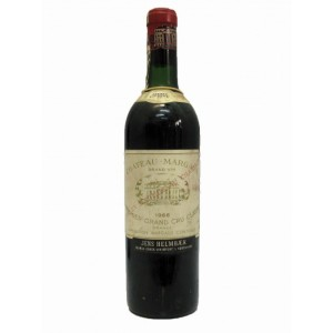 1966 Margaux, single bottle