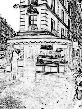 brasserie-le-stella sketch